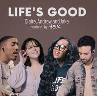 Gospel R&B Artist, Andrew Music Williams' Collab with Grammy-Award Winning Artist H.E.R. for Life's