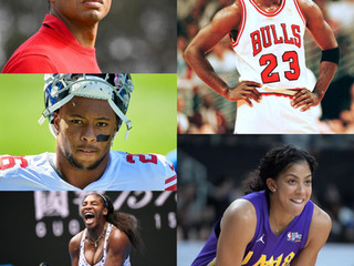 Black Athletes We Need to Recognize Before February Ends