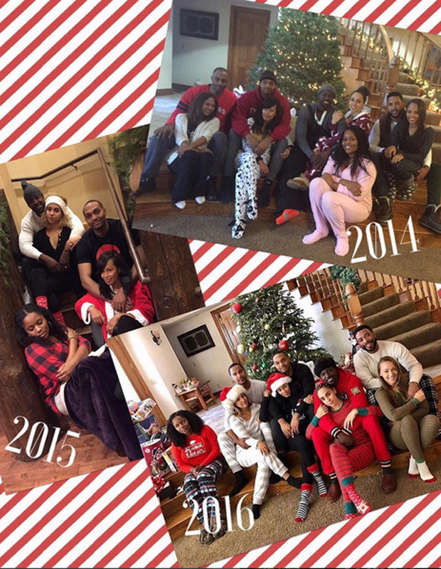 Lance Gross Christmans Collage