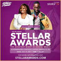 Central City Productions and BET Host Virtual Press Conference for the 36th Annual Stellar Awards