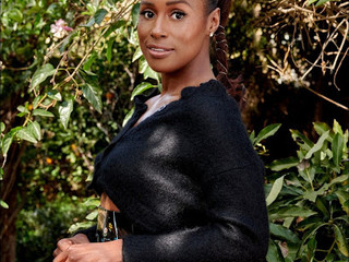 """Issa Rae Graces The Cover of Teen Vogue before season 4 of """"Insecure"""" premieres."""