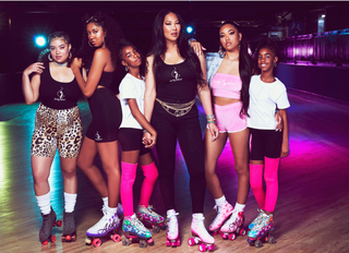 Kimora Lee Has Relaunched Baby Phat & It's A Family Affair