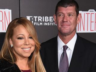 Mariah Carey & James Packer Call It Quits!