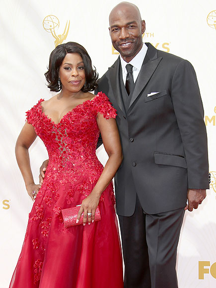 Niecy Nash + Jay Turner