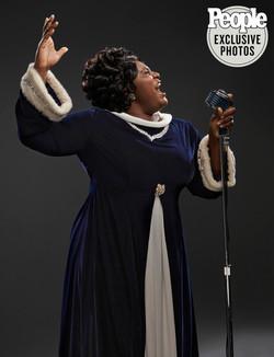Lifetime's Mahalia Jackson