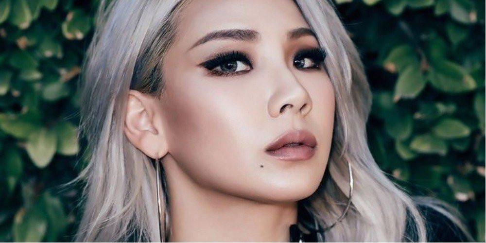 South Korean Artist CL