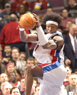 Virginia Union's Own Ben Wallace is heading to Springfield