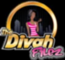 The DivahFilez Logo