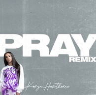 """Koryn Hawthorne Links With KB for the remix of """"Pray"""""""