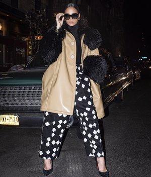 Kehlani at The Marc Jacobs Fashion Show