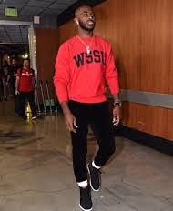 Chris Paul Starts Journey as a Student at Winston Salem State University