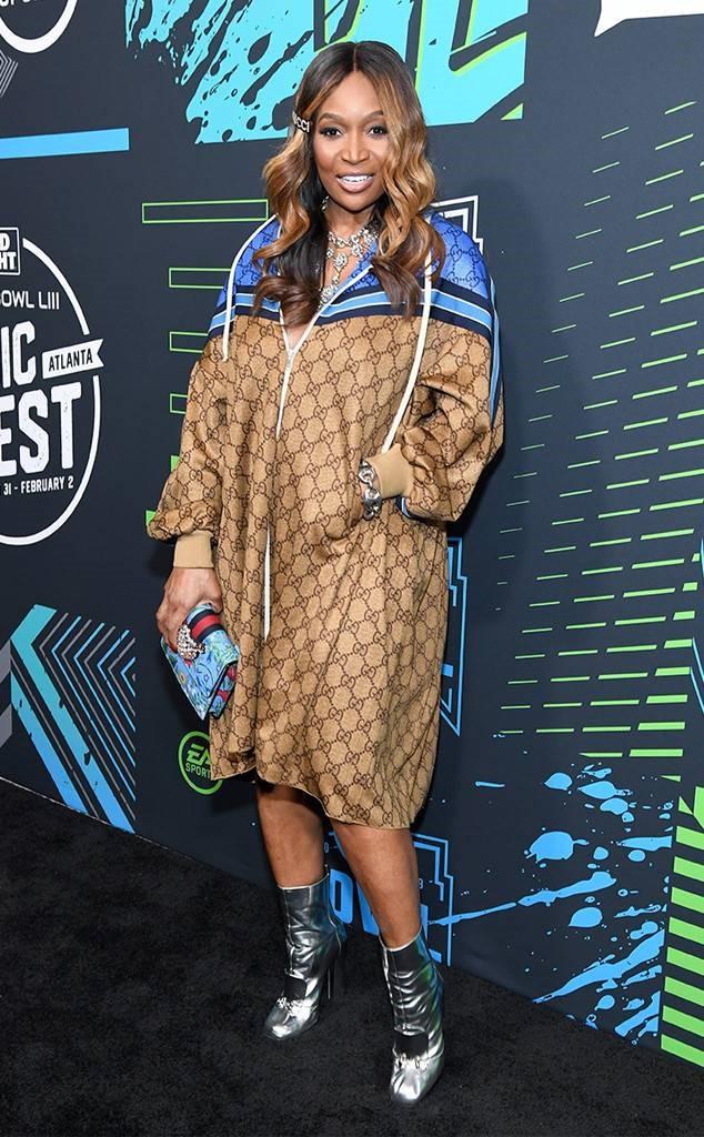 Real Housewives of Atlanta star Marlo Ha