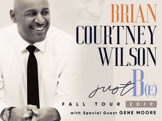 "Gospel Singer Brian Courtney Wilson Announces National Tour ""JUST B(E)"""