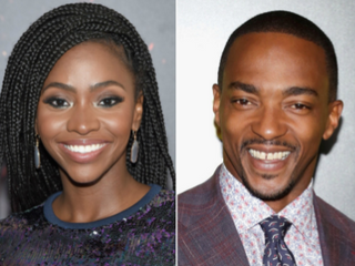 """Teyonah Parris & Anthony Mackie to Star in Netflix's """"Point Blank"""" Remake"""