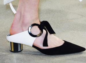 Backless Heels