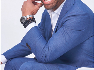 Mike Hill Talks New Book, New Series, and New Engagement!