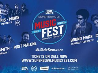 Bud Light Super Bow Music Fest