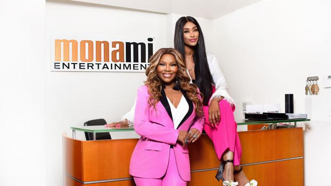 Mona Scott-Young & Tami Roman