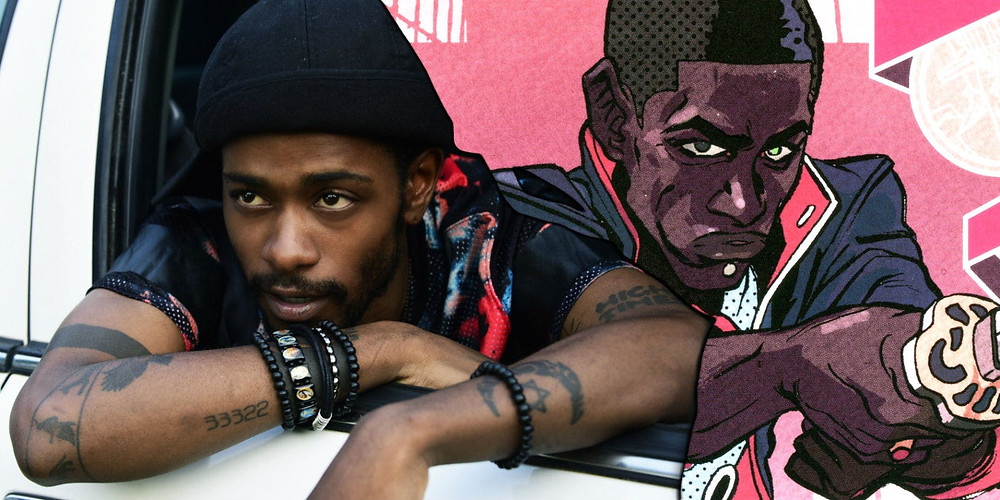Lakeith Stanfield as Tybalt in The Prince of Cats