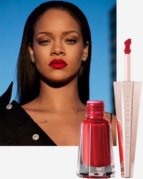 The Bold Red Lip