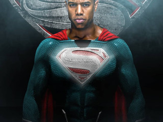 Michael B Jordan as Superman