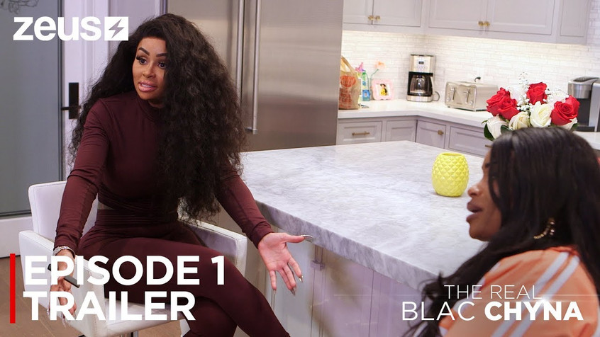 The Real Blac Chyna Ep. 1