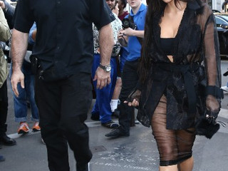Kanye and Kim Kardashian Relieve  Bodyguard, Pascal Duvier of His Services