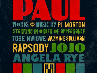 "PJ Morton Releases ""PAUL"" Album & Tour Info!"