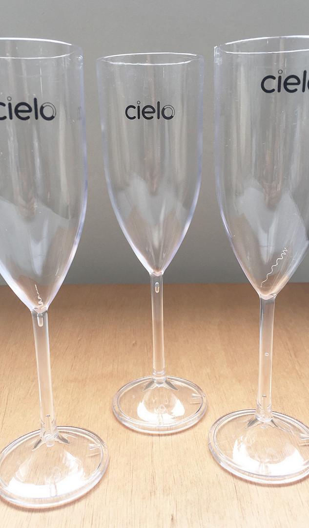 copo acrílico personalizado