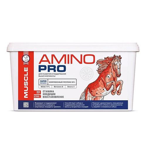 АMINO PRO для развития и поддержания мышечной массы. 2.7кг.