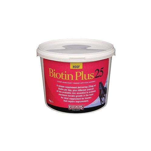Биотин Плюс 25 (Biotin Plus 25), 1 кг.