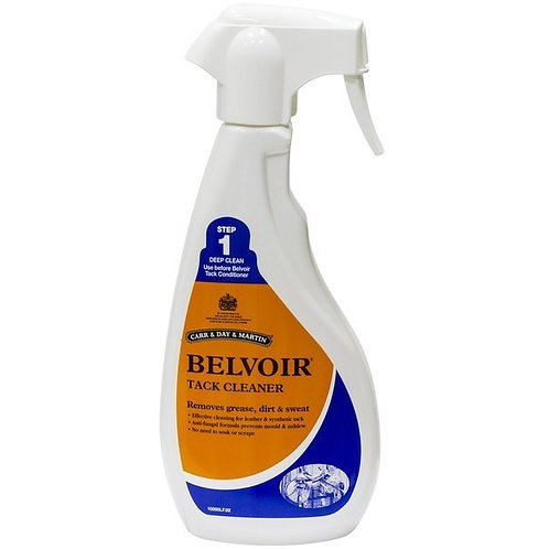 BELVOIR TACK CLEANER SPRAY / ЧИСТЯЩИЙ СПРЕЙ BELVOIR 500 МЛ.