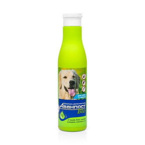 Аванпост Bio Шампунь репеллентный для собак, 250 мл