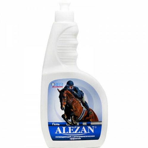 Алезан, гель охлаждающий с антитравматическим эффектом, фл. 500 мл