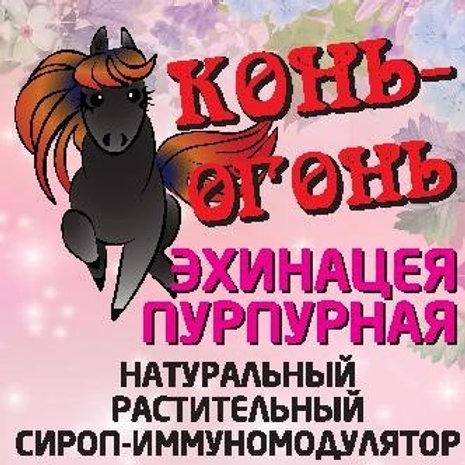 """Сироп """"Эхинацея Пурпурная"""" 1л."""