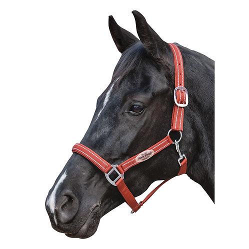 "Недоуздок ""Halfter horse"" rust red"