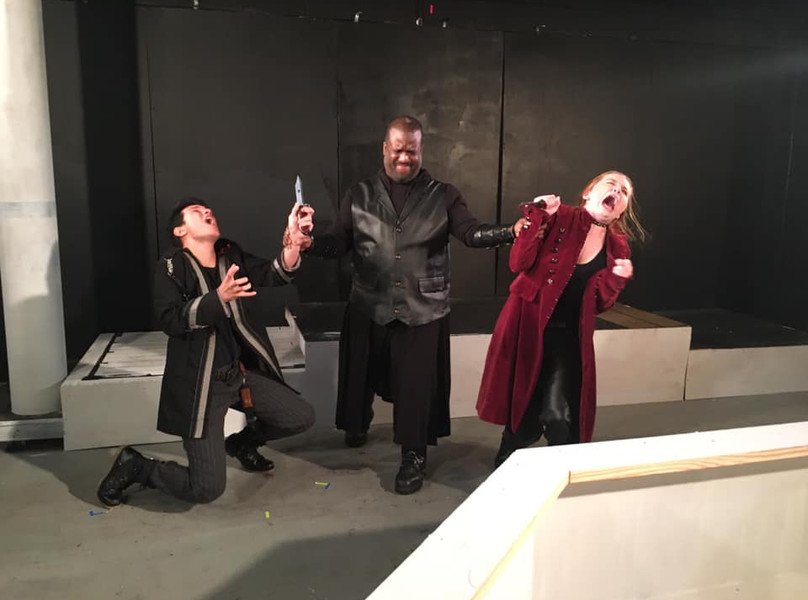 Chiron in Titus Andronicus