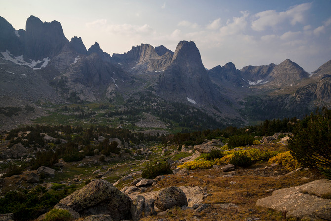 A Granite Daydream: Wind River Range to Yosemite Valley