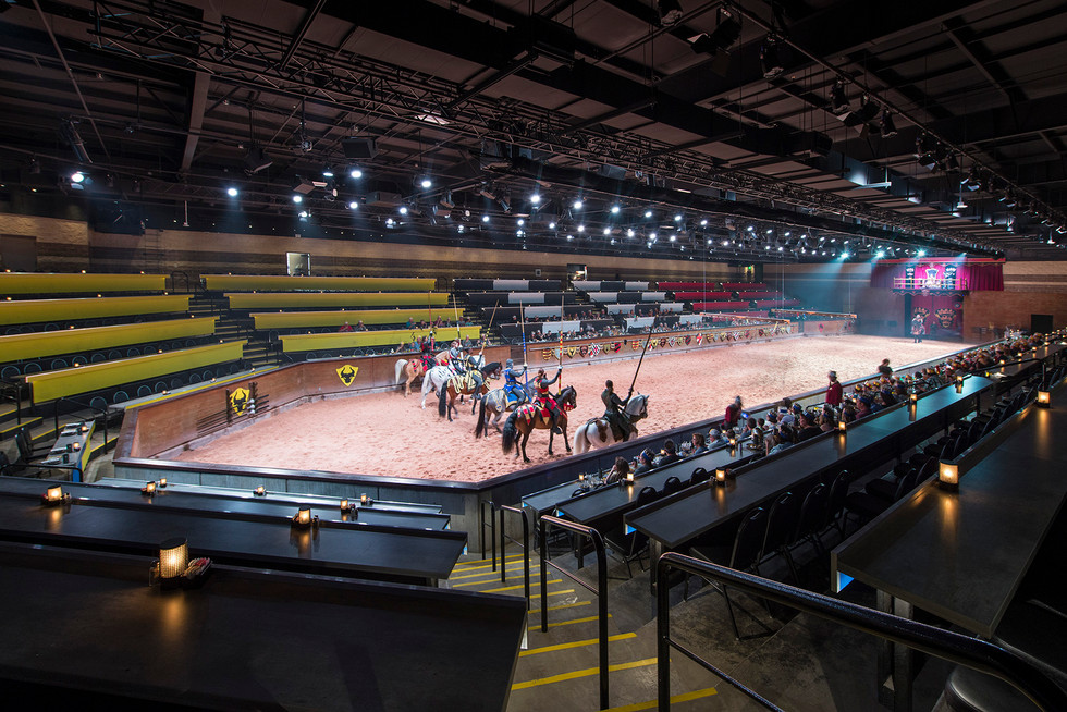 Medieval Times 12