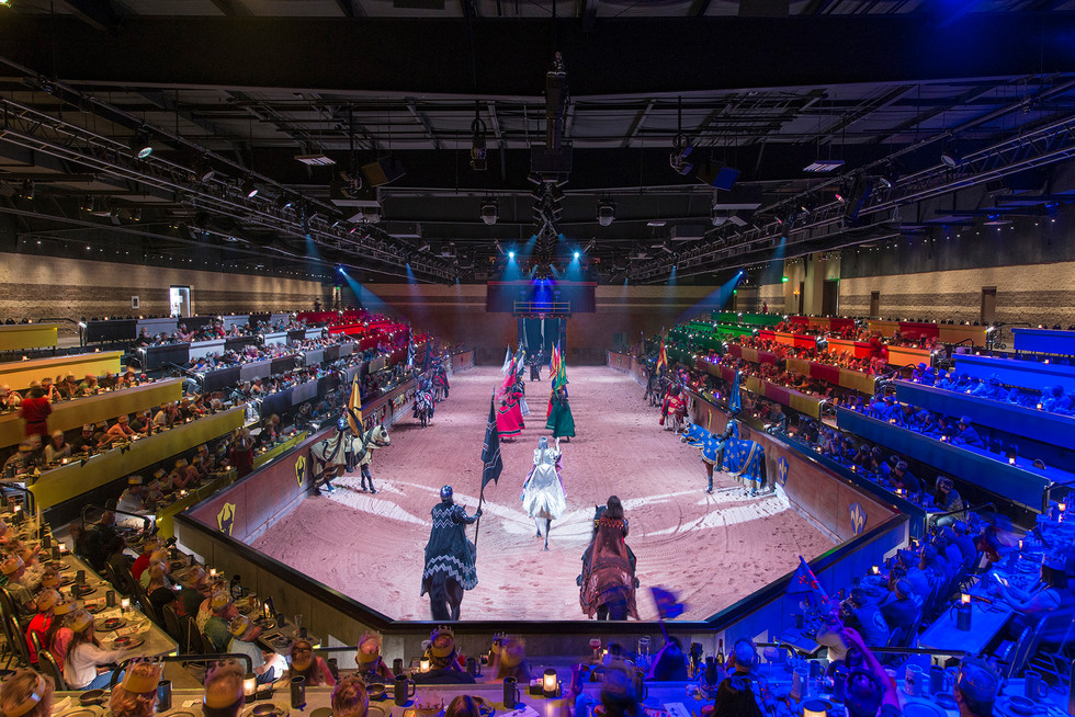 Medieval Times 13