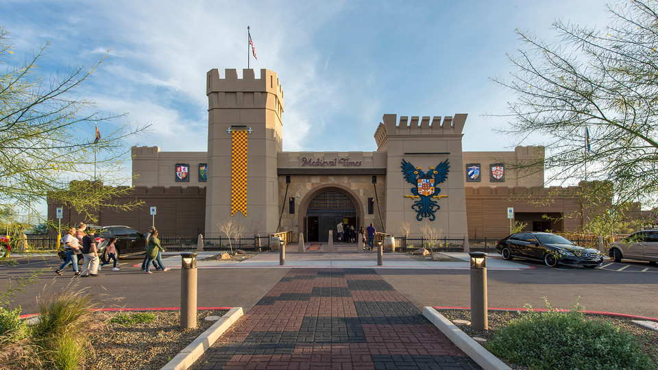 Medieval Times 01