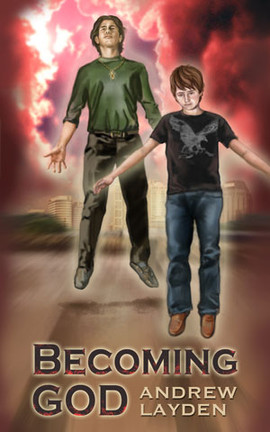 Becoming God Book Cover