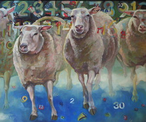 Sheep Sleep, 2008