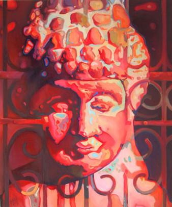 Buddah I 2009,