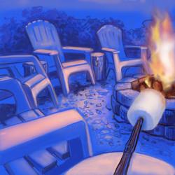 Covid Campfire, 2020