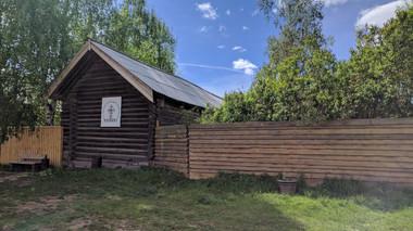 """Карамас-Пельга """"Центр удмуртской культуры"""""""