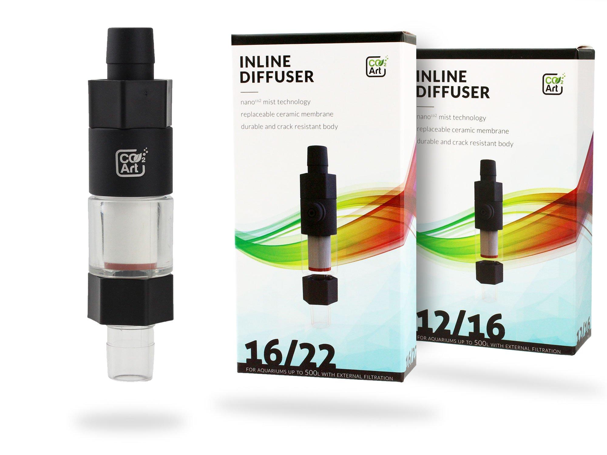 Inline Diffuser 1