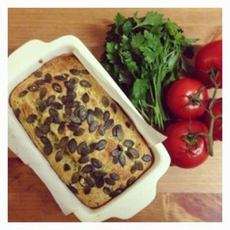 Paleo Inside Out Bread by Sarah Wilson