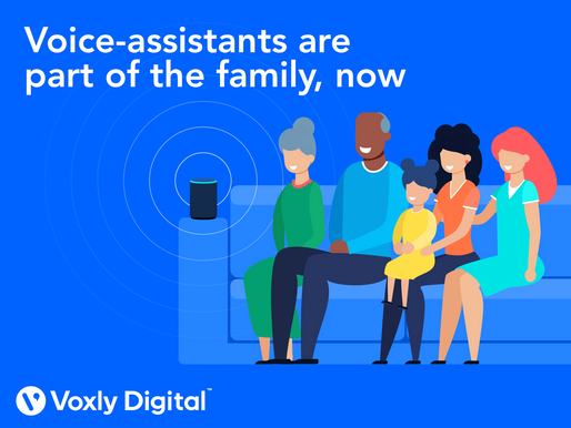 Alexa is part of the family, now