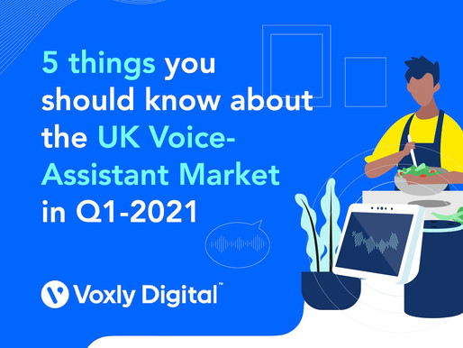 The UK Voice-Assistant Market: 5 Insights You Need to Know